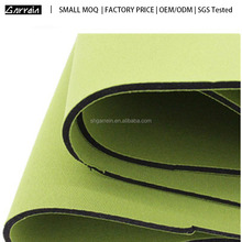 Low MOQ Free Sample Wholesale 100 Color In Stock Nylon Neoprene Coated Printed Nylon Fabric