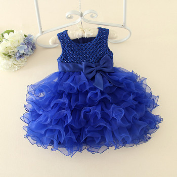 2017 Wholesale Children Clothing Usa Girls Party Dresses Tutu Dress For 2 Years Old