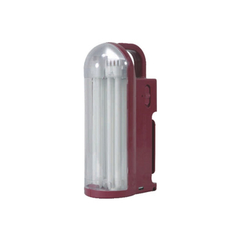 Portable Emergency Light Rechargeable 2x11w Fluorescent Lamp Product On Alibaba
