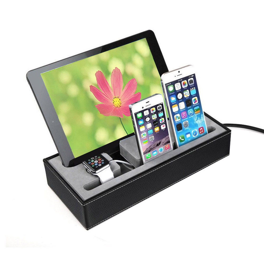 pin phone smart desk iphone mount stand smartphone pencil wooden office dock for pen supplies holder ipad