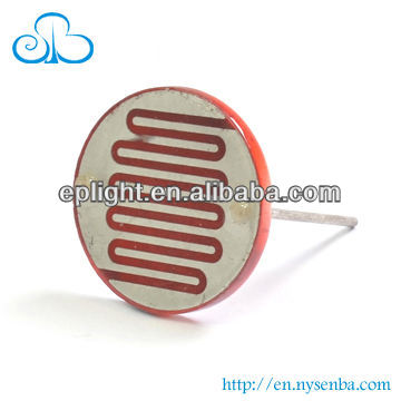 20mm Large Ldr Sensor For Light Control - Buy 20mm Ldr Sensor,Cds ...
