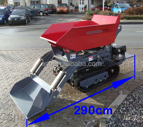 Construction Hydraulic Transmission Power Buggy