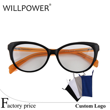 2017 will power cheap fashionable women wear lady design optical glasses frame