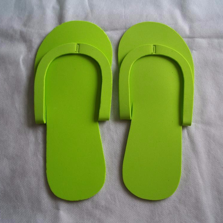 f2db8652a46f Hot sell white disposable wholesale flip flops