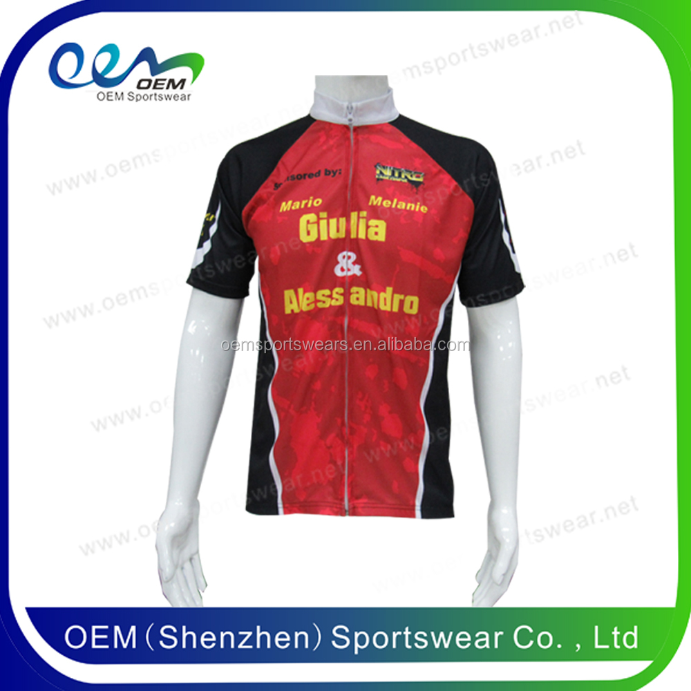 Cycling shirt design your own - Design Your Own Short Cycling Jersey Design Your Own Short Cycling Jersey Suppliers And Manufacturers At Alibaba Com