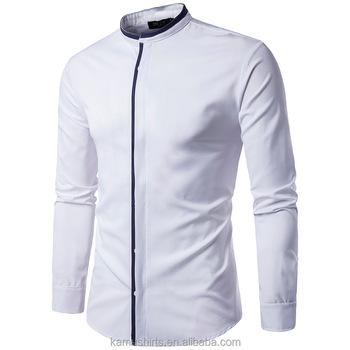 Camisas italianas de hombre | Camisas manga larga para