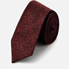 Offer Custom Pattern Design Men's Silk Strip Necktie With 100% Silk