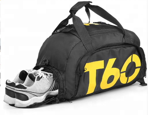 T90 Waterproof Gym Sports Bags Men Women Fitness Training Backpacks Multi-Functional <strong>Travel</strong>/Luggage Shoulder Handbags