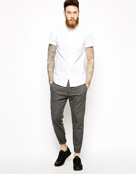 Guangzhou Clothing Manufacturer Men Formal Pants Designs Menu0026#39;s Three Quarter Pants - Buy Menu0026#39;s ...