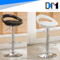Adjustable chair for dining room/Office Furniture/Plastic Bar Stools