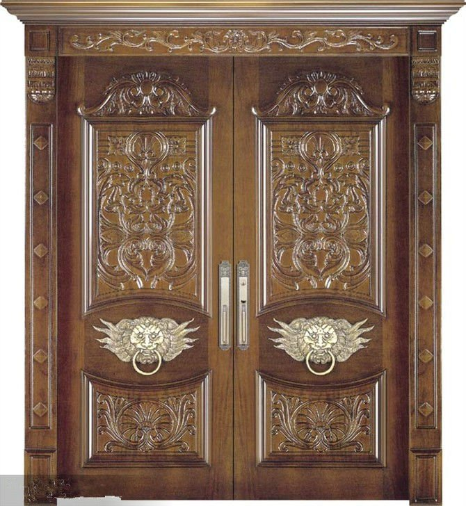 Wooden Main Door Design Antique Wooden Door Double Wood Door - Buy Wooden  Main Door Design,Double Wood Door,Antique Wooden Door Product on Alibaba.com - Wooden Main Door Design Antique Wooden Door Double Wood Door - Buy