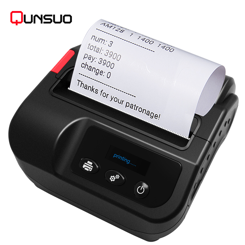 80mm hashtag printer thermal printer mechanism MATRIX