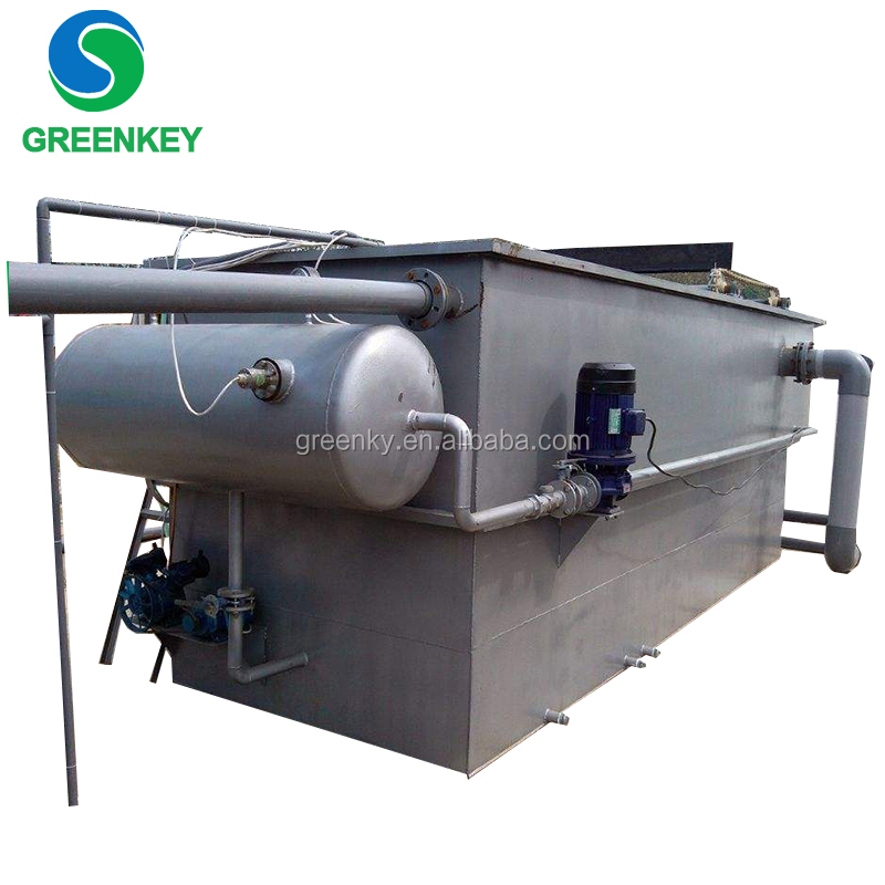STP Air Flotation Machine Wastewater DAF System Water Treatment Plant