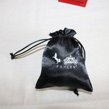 New Products Wedding Gift Packaging Custom Satin Bags