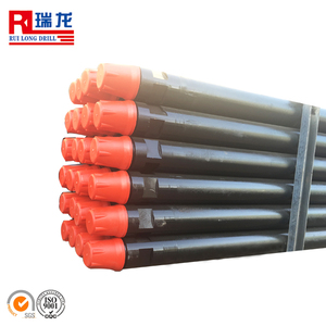 Drill pipe manufactures Drilling bits water well drill machine