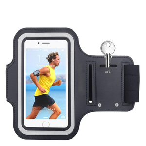 Waterproof Gym Sports Running Armband for iPhone 8 Phone Case Cover Armband Case For iPhone X