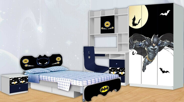 hot verkauf spiderman batman kinderm 246 bel kinder 10189 | hot sale spiderman batman kids furniture kids