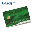 Customized FM4442 IC Contact blank smart card