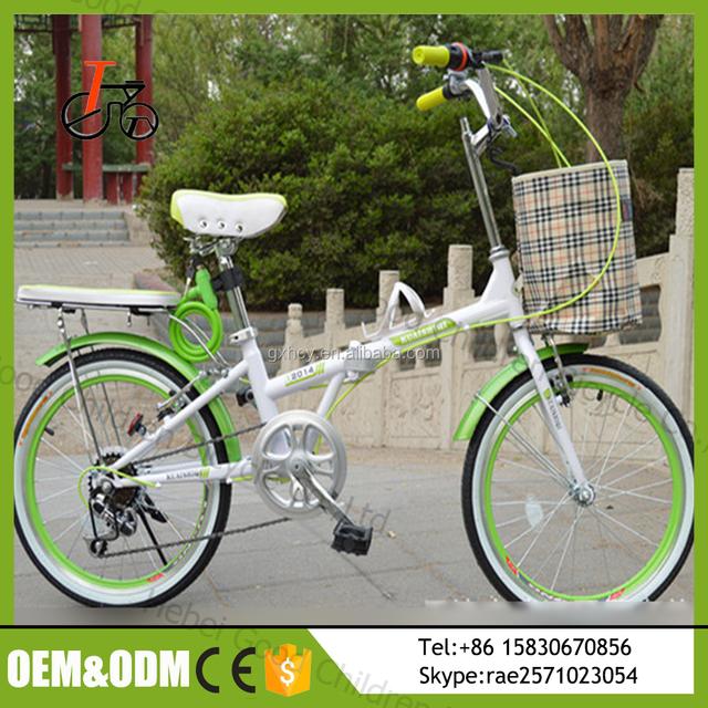 Folding Bike Folding Bicycle 24 Inch Folding Source Quality