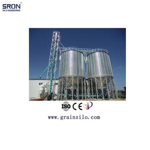 Corn Meal Animal Feed Storage Used Farm Silo For Sale