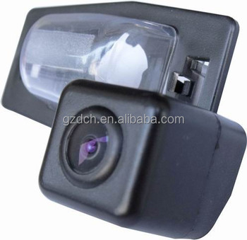 Rear Camera For MITSUBISHI GALANT Dynamic Line Build In Optional WS 590