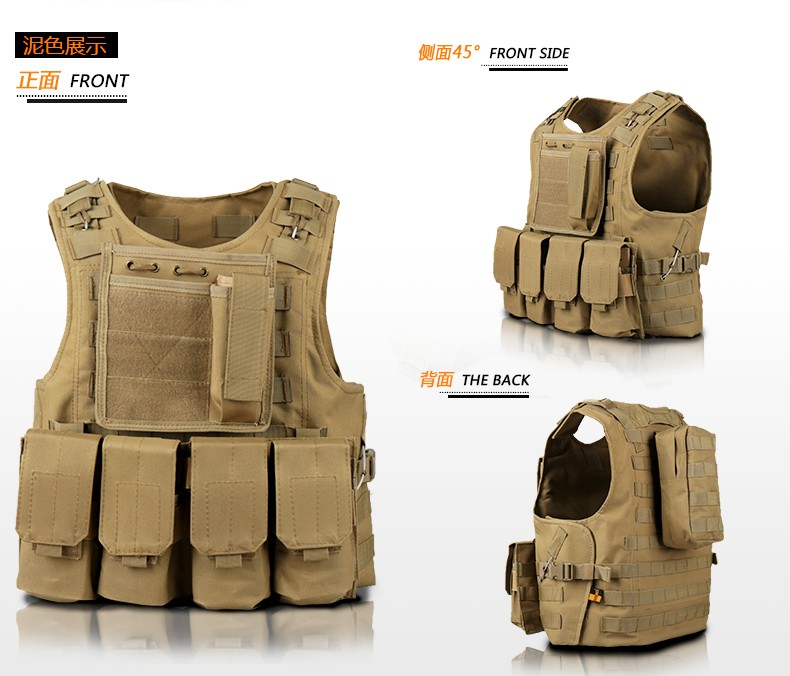 Nylon Full Body Armor Ballistic Tactical Bullet Proof Vest Buy Tactical Vests Bullet Proof