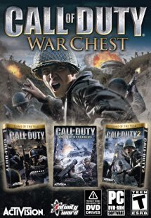 Call of Duty: War Chest (Includes Call of Duty, Call of Duty: United Offensive Expansion Pack, & Call of Duty 2)