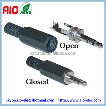 3 5mm 1 8 jack wiring trusted wiring diagrams 3 5mm 1 8 stereo male plug connector with plastic hood solder type rh alibaba com headphone 3 5mm plug layout 35mm stereo jack wiring diagram cheapraybanclubmaster Gallery