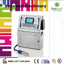SSW-200 Automatic Continuous Expiry Date Code Inkjet Printer
