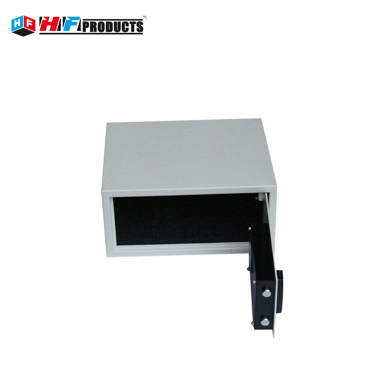 Portable car password money mini metal hotel safe