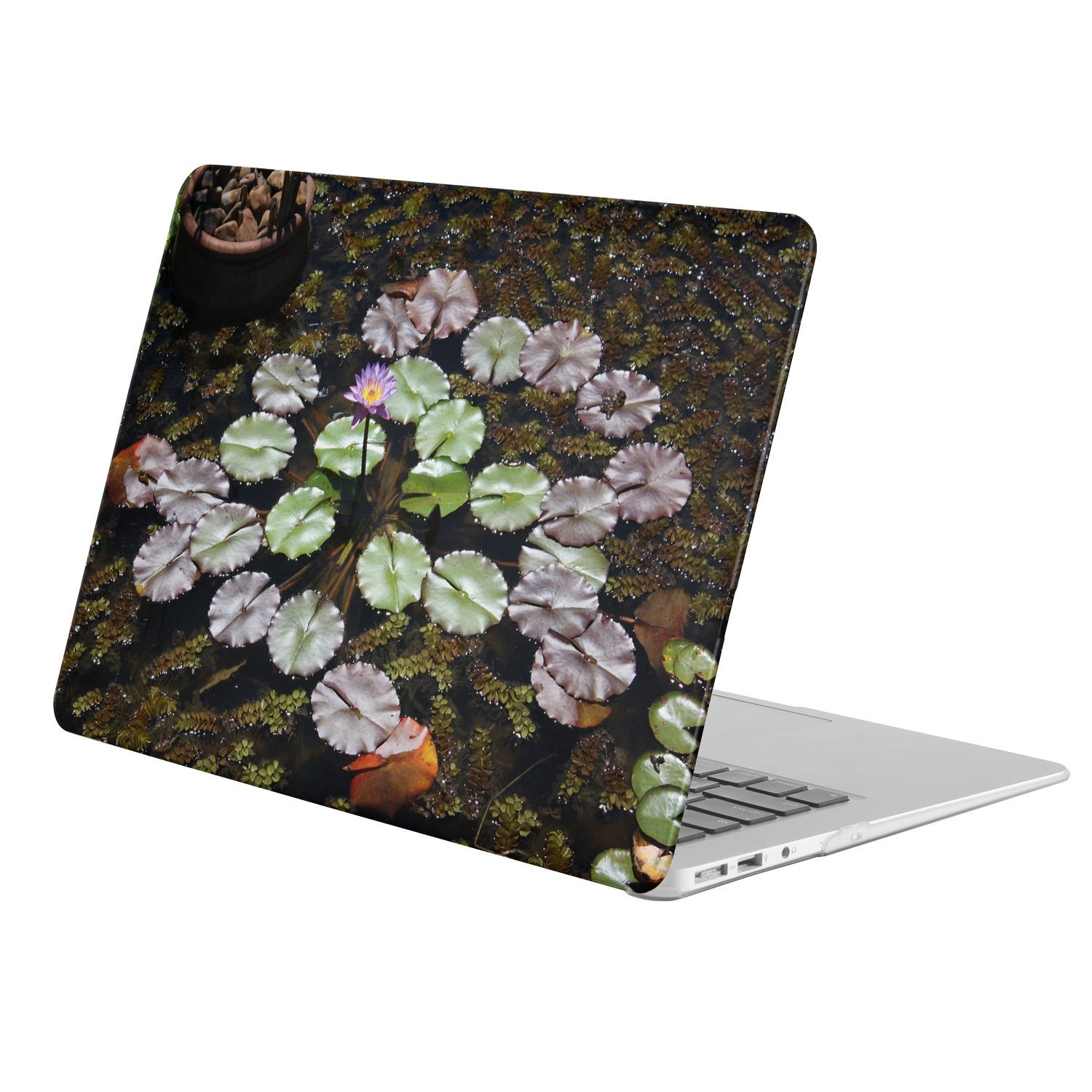 Cheap lily pad and flower find lily pad and flower deals on line at get quotations kingcase macbook 12 with retina display model a1534 release 2015 izmirmasajfo
