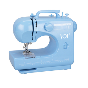 VOF FHSM-506 wholesale mattress label price mini electric domestic sewing machine