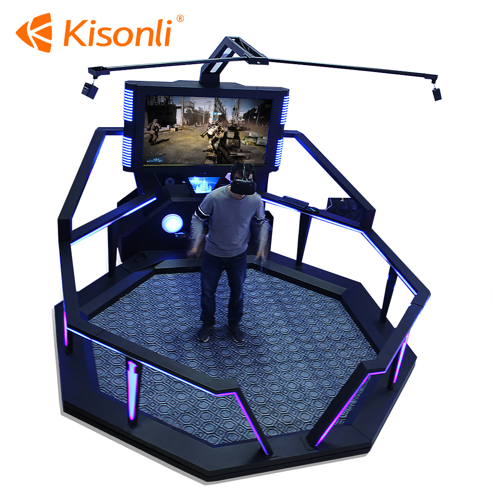 9d virtual reality walker standing platform <strong>game</strong> Factory price