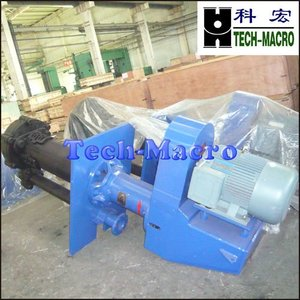 Centrifugal cantilever vertical type sump slurry pump series of SP(R) for abrasive and corrosive mining slurry
