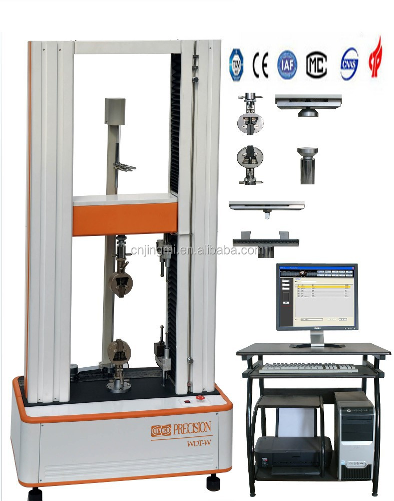 The plastic bending elastic modulus test instrument/universal testing machine china