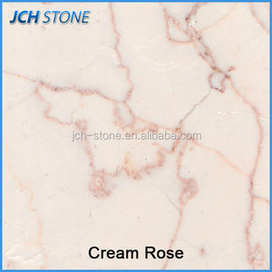 Cream rose pink marble tile on sale