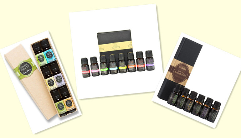 OEM/ODM Supply Essential oil Aromatherapy Gift Set Top 14 Set /10ml-100% Pure Therapeutic Grade top 3