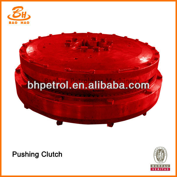 Latest CD2-750 Push-type Clutch Disc Assy For Drilling Rig