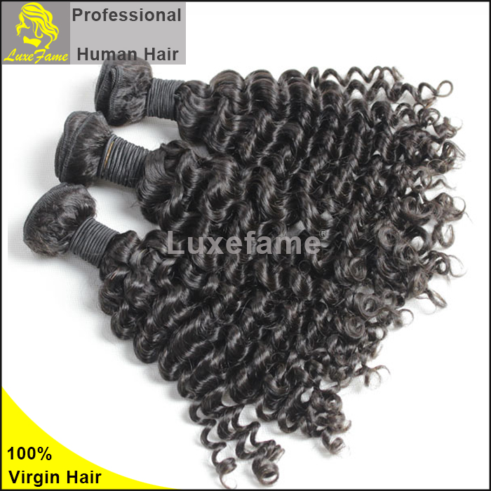Christmas present in 2015 new products for charming women grade 6a french deep wave human hair for braiding