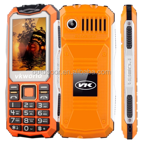 Free sample 2.4 inch Anti-Low Temperature Daily Waterproof Shockproof Dustproof keyboard old people Qwery mobile phone
