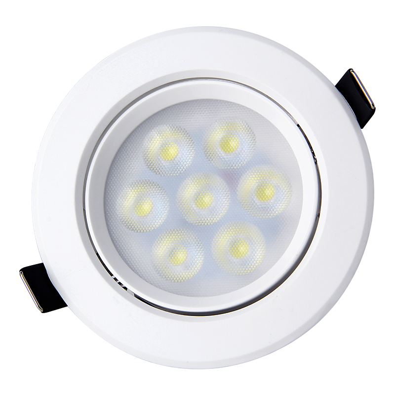 CE RoHS SAA certified 7w led <strong>spotlights</strong> for homes recessed ceiling spot light mini small indoor jewellery shop