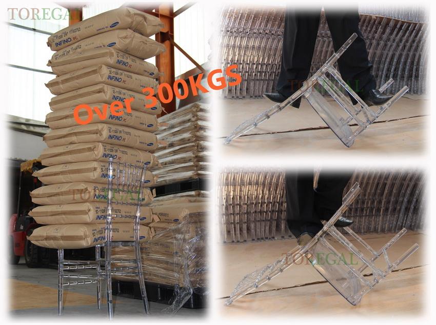 Clear Crystal Resin Chiavari Chair Bulk Buy From China
