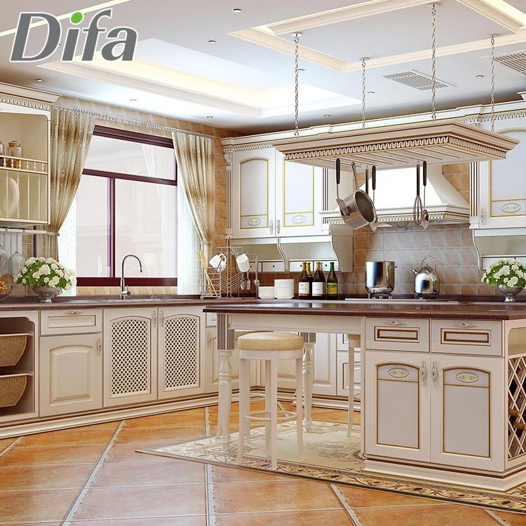 Custom High Quality American Standard Cabinets Kitchen ...