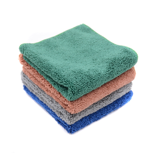 High quality stocked soft microfiber car cleaning disposable hand towel
