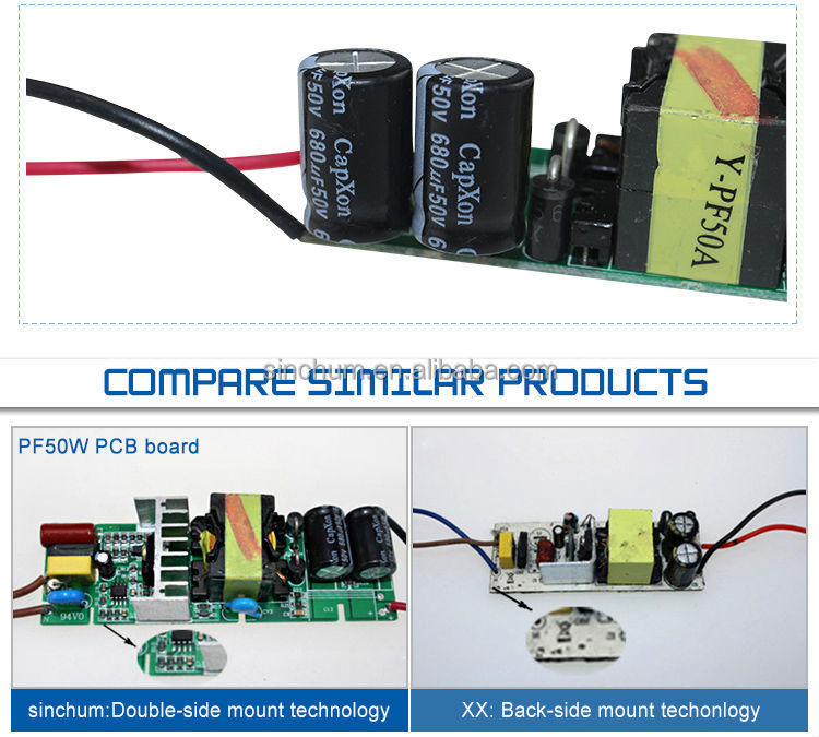 New Product 50w Led Driver Power Supply