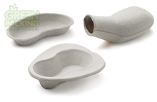 China medical pulp moulded bedpans and urinals