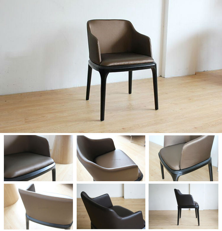 leather restaurant chairs. Coffee Shop Wood Carved Chairs Restaurant Dining Chair Wooden Leather PFC41032 D