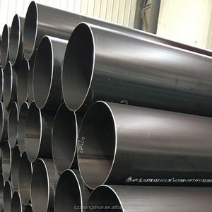 Sch20 Black Steel Price Cast Iron Pipe With Car Used Tubing