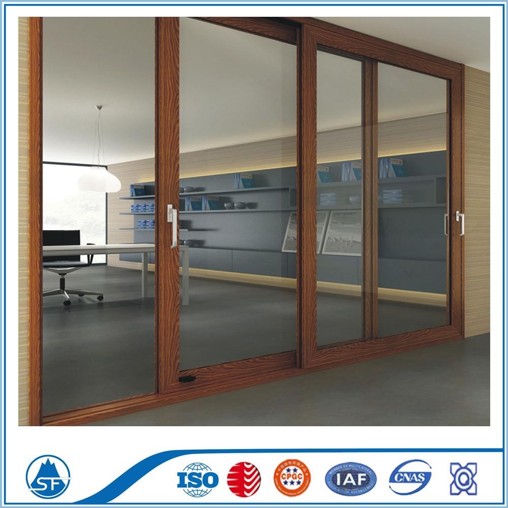 China Manufacturers Standard Sliding Glass Door Size Buy Standard
