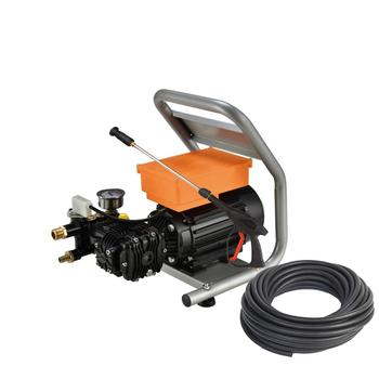 Multifunctional Mini High Pressure Portable Water Cleaner Machine ,duct cleaning robot high pressure water jet cleaner